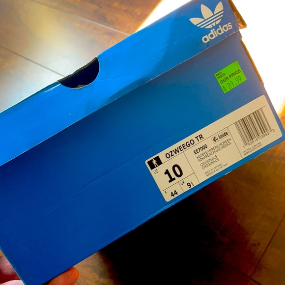 Brand new ADIDAS  size 10 shoes